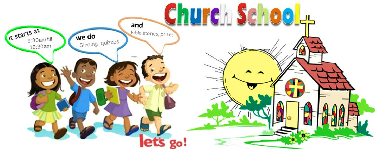 Church School Banner