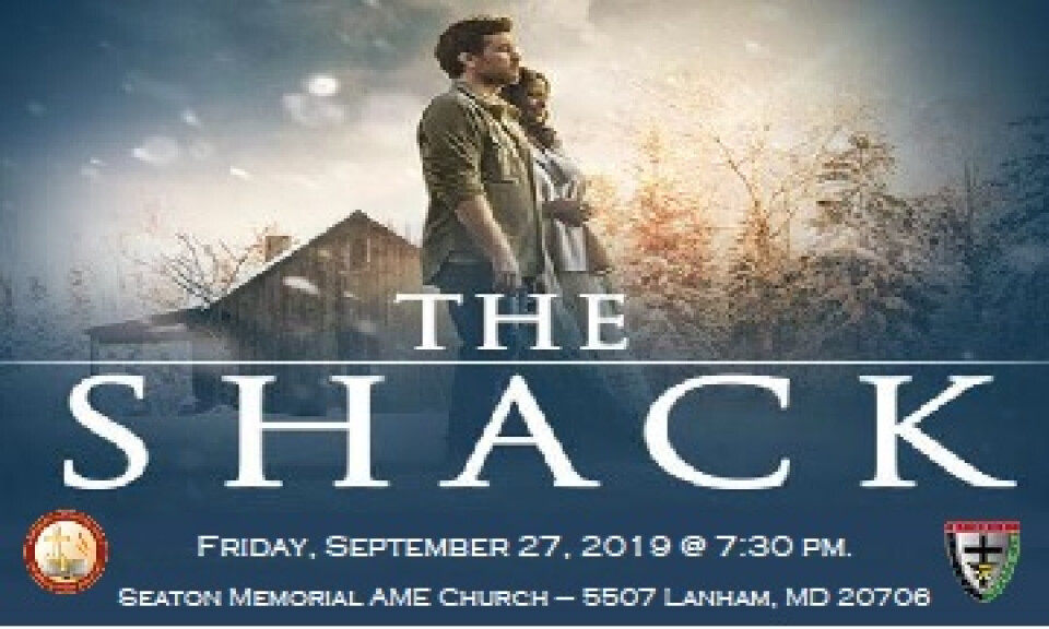 "Movie Night Featuring ""The Shack"""