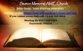 Four Spiritual Principles